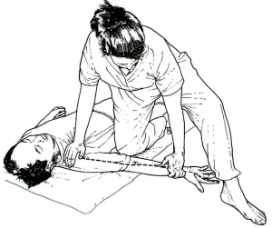 SHIATSU çizim